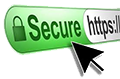 Secured-site-256-encryption