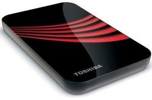 Toshiba USB External Hard Drive Recovery
