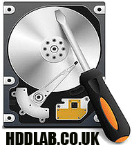 HDD Recovery Lab